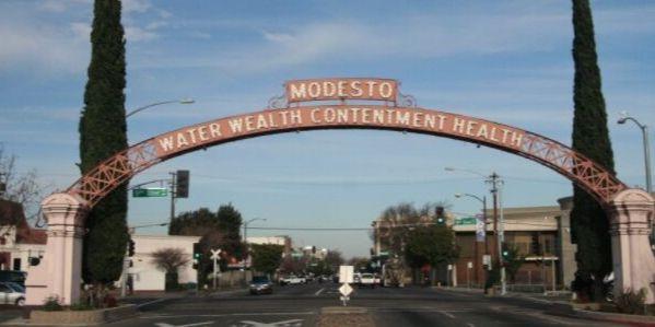 Modesto Arch Downtown - About Modesto pest control